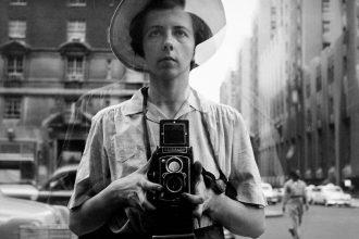 Vivian Maier New York, 10 Septembre 1955 © Vivian MaierMaloof Collection, Courtesy Howard Greenberg Gallery New York