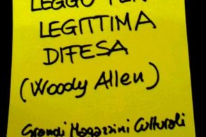Sono Woody tendenza Allen