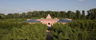Mauro Davoli_Il labirinto visto dal Belvedere -small