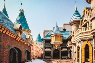 RCHIFLOP Wonderland, Cina. © Darmon Richter  The Bohemian Blog