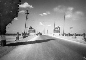 Documentazione ANAS ante 1949, la Via Emilia a Ponte Taro (PR), Atelier Vasari Roma