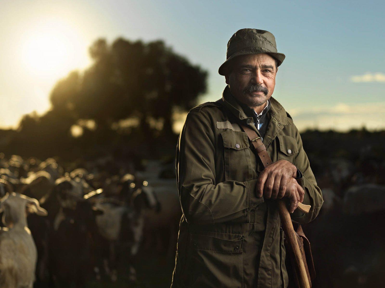 PEPPINO | U Pastòre - Il pastore
