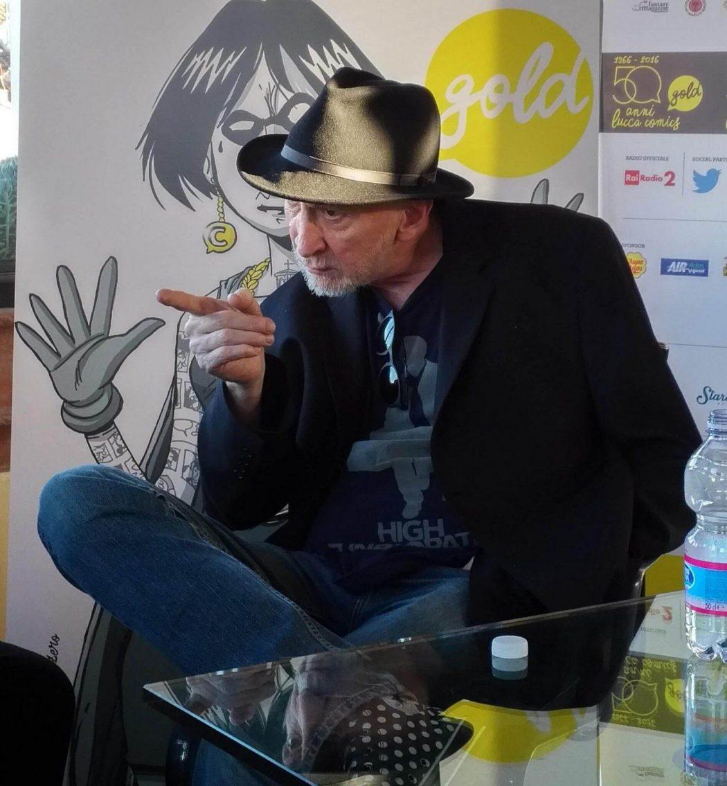 Franc Miller a Lucca Comics & Games