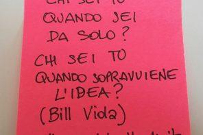 """Bill Viola e quella domanda: """"Chi sei tu quando sei da solo?"""""""
