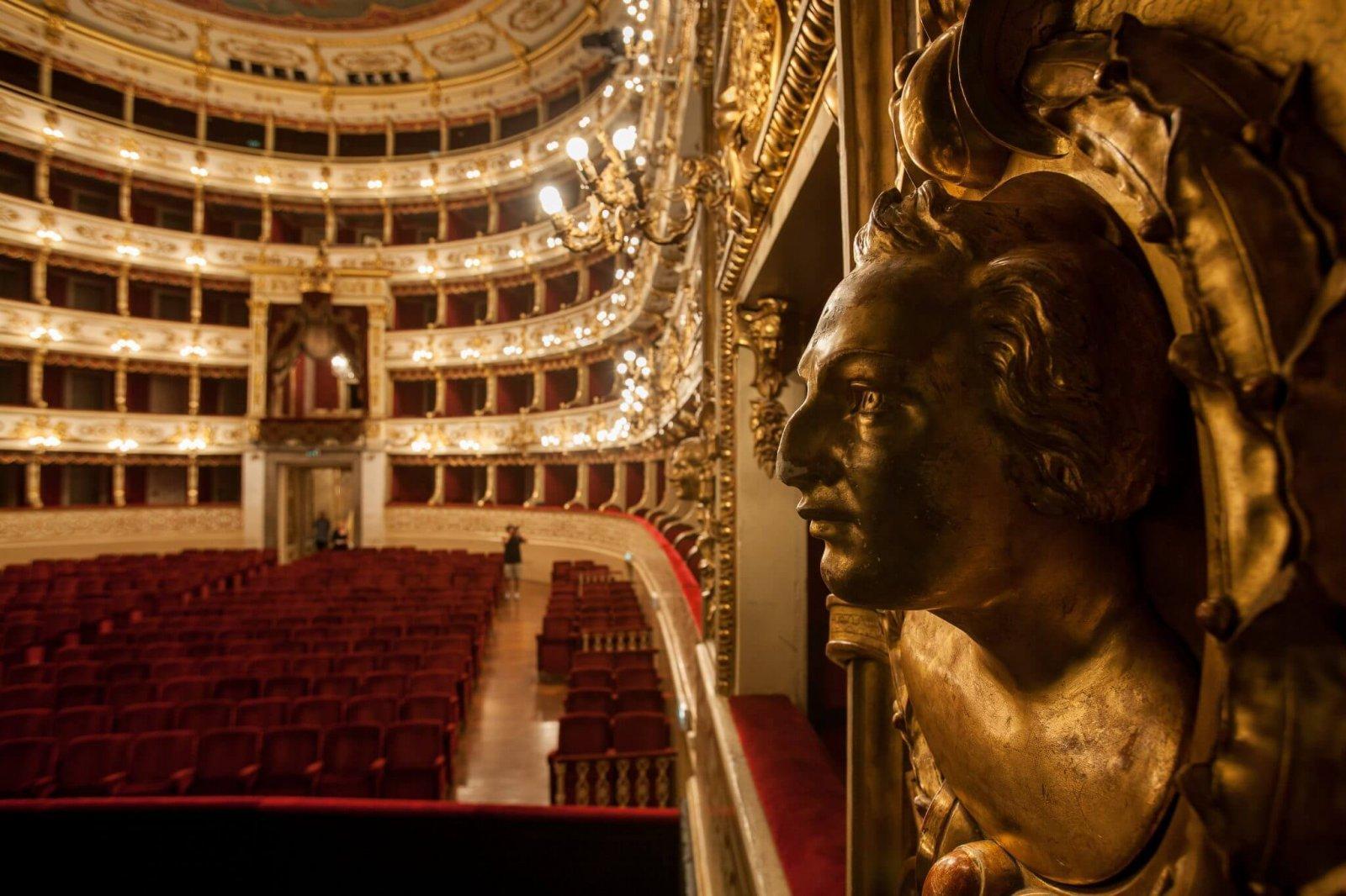 Teatro Regio di Parma - Interno