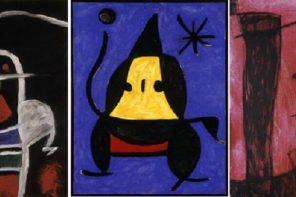 Le visioni sognate di Joan Mirò in mostra a Bologna