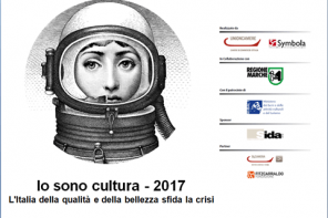 LA CULTURA MOTORE DELL'ITALIA<br> E DEL MADE IN ITALY