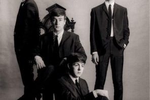 Astrid Kirchherr <br>la ragazza fotografa che amava<br> i Beatles e il rock and roll