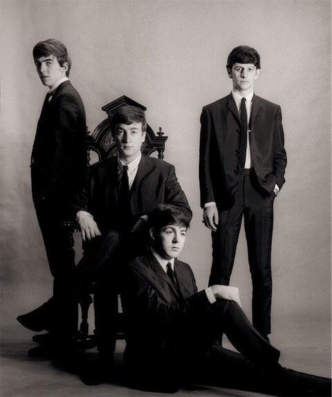 The Beatles di Astrid Kirchherr