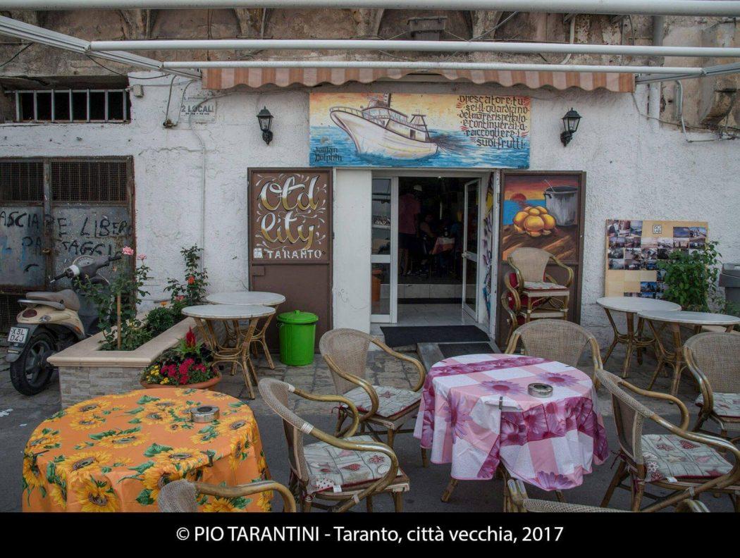 Taranto, bar città vecchia, ©PioTarantini 2017