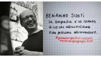 Festival delle Geografie   Beniamino Sidoti