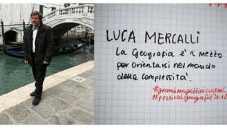 Festival delle Geografie Luca Mercalli
