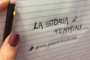 la storia è femmina