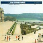 ©  Eredi  di  Luigi  Ghirri  /  Courtesy  Editoriale  Lotus)   -  Copertina  di  Lotus  international  52,  1986